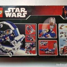 Juegos construcción - Lego: LEGO 7661 AT-ST STAR WARS AÑO 2007 EN CAJA ORIGINAL 30 ANIVERSARIO . Lote 185744340