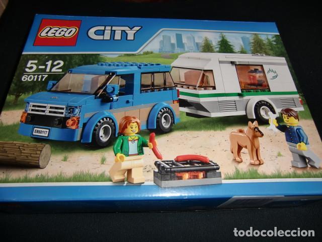 LEGO CITY INCLUYE CAJA E INSTRUCCIONES - SOLO LOS VEHICULOS MONTADOS NO INCLUYE FIGURAS-VER FOTOS (Juguetes - Construcción - Lego)