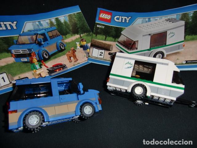 Juegos construcción - Lego: lego city incluye caja e instrucciones - solo los vehiculos montados no incluye figuras-ver fotos - Foto 2 - 186075391