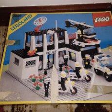 Juegos construcción - Lego: LEGOLAND 6386 COMISARIA DE POLICÍA LEGO DE 1986. Lote 187184347