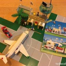 Juegos construcción - Lego: LEGO-LEGOLAND AEROPUERTO. Lote 187196726