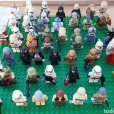 Juegos construcción - Lego: FIGURAS STAR WARS LEGO ORIGINAL PEDIR FIGURA Y DOY PRECIO. Lote 187208883