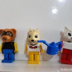 Juegos construcción - Lego: FIGURAS LEGO FABULAND. Lote 187501608