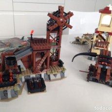 Juegos construcción - Lego: LEGOS HOBBY Y EL SEÑOR DE LOS ANILLOS THE LORD OF THE RINGS. Lote 187644223