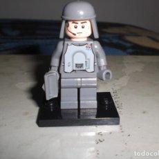 Giochi costruzione - Lego: STAR WARS MINIFIGURA LEGO, GENERAL, OFICIAL, PILOTO.. Lote 189129785