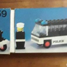 Juegos construcción - Lego: JUGUETE LEGO POLICE. Lote 189184796