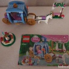 Juegos construcción - Lego: CARROZA ENCANTADA DE CENICIENTA. Lote 189362210