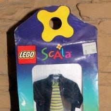 Juegos construcción - Lego: LEGO - SCALA - REF. 3137 - NUEVO A ESTRENAR - ROPA / VESTIDO - 1999. Lote 189613317
