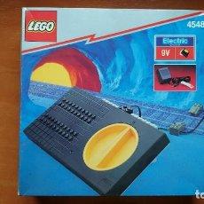 Juegos construcción - Lego: LEGO 4548 TRAINS TRANSFORMER AND SPEED REGULATOR. Lote 190012015