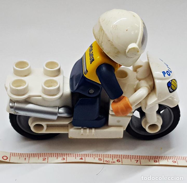 Juegos construcción - Lego: Policia y moto. - Foto 2 - 190221861