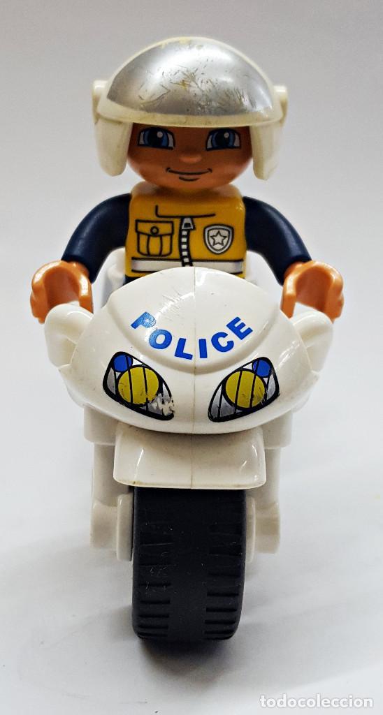 Juegos construcción - Lego: Policia y moto. - Foto 3 - 190221861