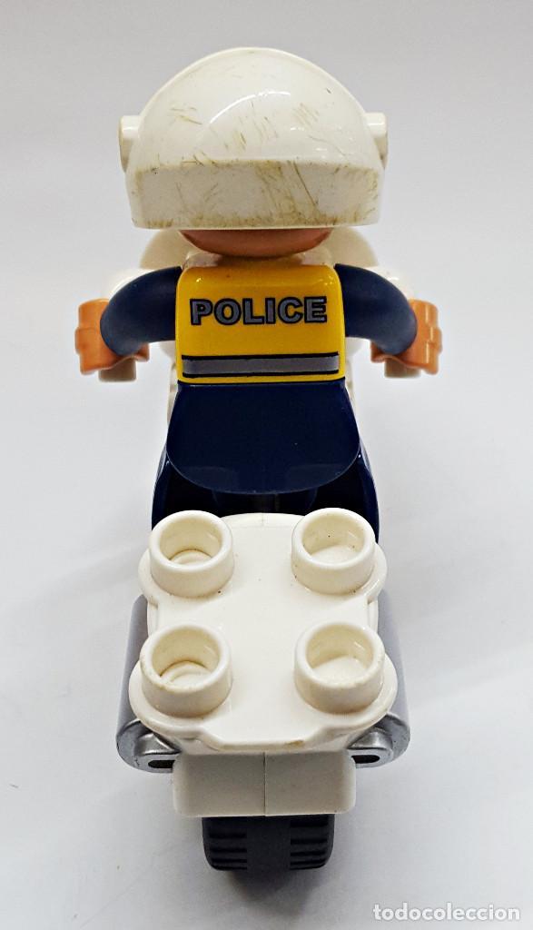 Juegos construcción - Lego: Policia y moto. - Foto 4 - 190221861