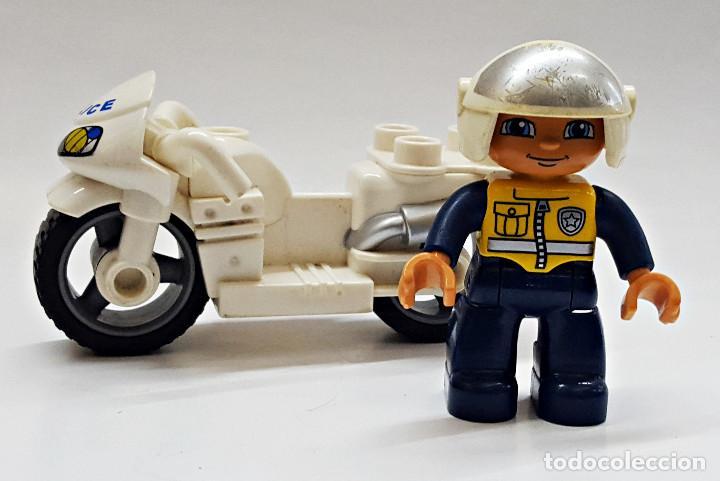 Juegos construcción - Lego: Policia y moto. - Foto 6 - 190221861