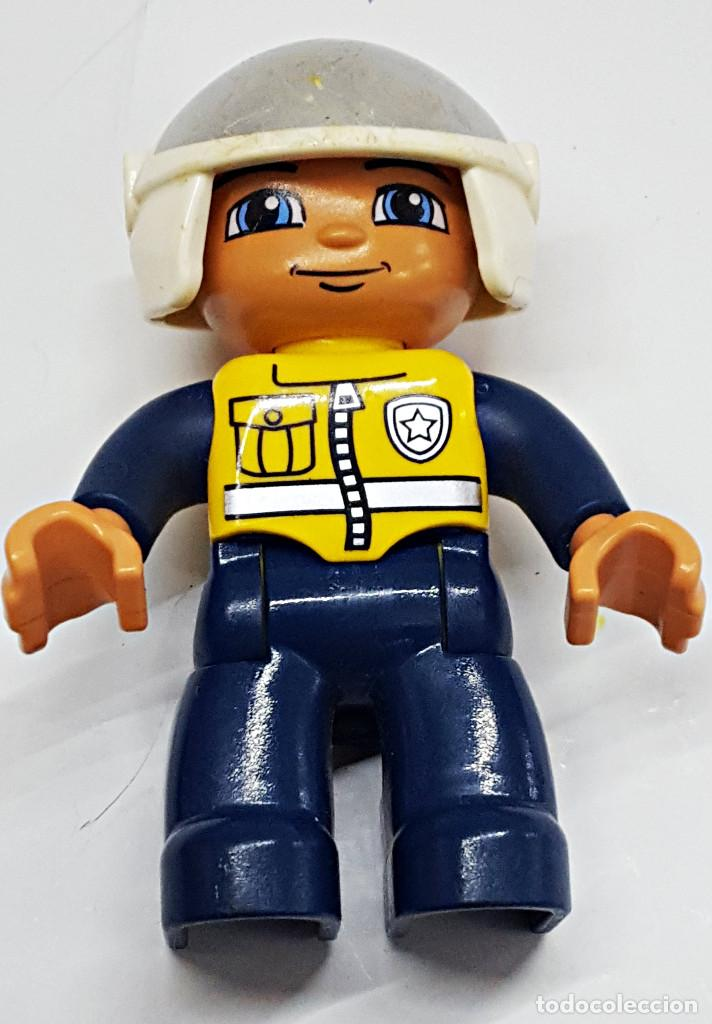 Juegos construcción - Lego: Policia y moto. - Foto 7 - 190221861