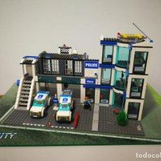 Juegos construcción - Lego: COMISARÍA LEGO DE ESCAPARATE. Lote 190288638