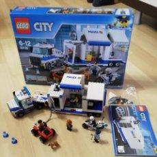 Juegos construcción - Lego: LEGO CITY.. 60139.. CAMION FURGÓN POLICÍA... Lote 190607208