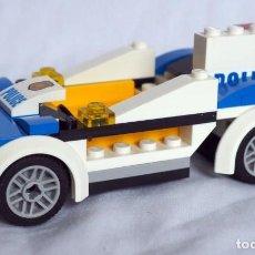 Juegos construcción - Lego: COCHE POLICIA DE LEGO. Lote 190625358
