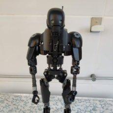 Juegos construcción - Lego: FIGURA DE STAR WARS ROBOT IMPERIAL. Lote 190790418