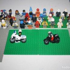 Juegos construcción - Lego: LEGO LOTE FIGURAS. Lote 191269103