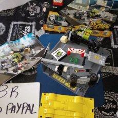 Juegos construcción - Lego: LEGO RACERS 8199 EN APARIENCIA COMPLETO LO Q SE VE EN LA FOTO. Lote 191272412