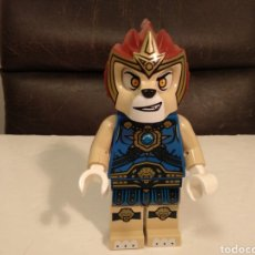 Juegos construcción - Lego: AMANTES RAREZAS LEGO.FIGURA GRANDE LEGO SERIE CHIMA.23 CM ALTO. Lote 191566687