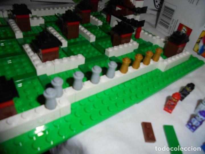 Juegos construcción - Lego: LEGO 3856 NINJAGO THE BOARD GAME.SOLO LE FALTA LA HERRAMIENTA ROJA QUE SIRVE PARA SACAR LAS CARAS DE - Foto 15 - 191652800