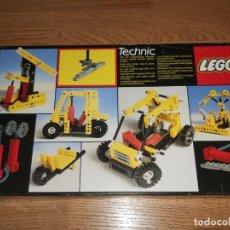 Juegos construcción - Lego: LEGO TECHNIC 8040 VINTAGE ,AÑO 1984,(COMPLETO CON INSTRUCCIONES Y CAJA), STAR WARS-TENTE * REBAJADO. Lote 232601945
