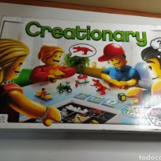 Juegos construcción - Lego: LEGO CREATIONARY 3844. Lote 193305900