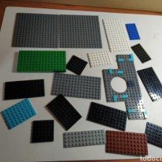 Juegos construcción - Lego: LOTE BASES LEGO. Lote 193320680