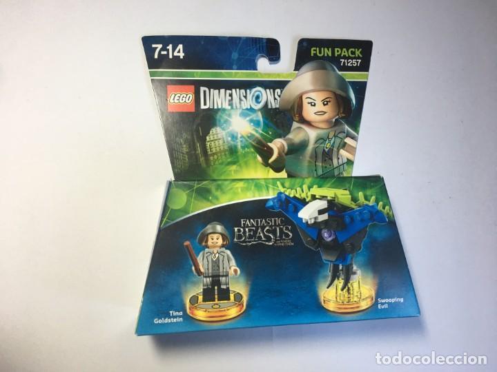 LEGO DIMENSIONS FANTATISC BEAST 71257 (Juguetes - Construcción - Lego)