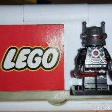 Juegos construcción - Lego: LEGO MINIFIGURA 8833 EVIL ROBOT,SERIE 8(COMPLETA)TENTE-PSP-PLAYMOVIL-STAR WARS(COMPRA MINIMA 15 EUR). Lote 194090197