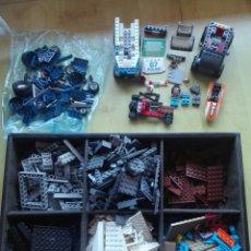 Juegos construcción - Lego: LOTE 2 KILOS DE PIEZAS LEGO. MUCHAS ESPECIALES, MUCHOS COLORES. Lote 194126210
