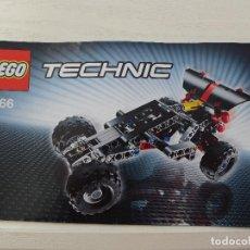 Juegos construcción - Lego: LEGO TECHNIC 8066 . Lote 194149226