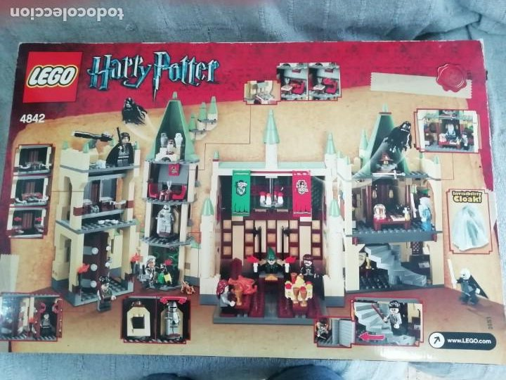 CASTILLO HOGWARTS 4842 (Juguetes - Construcción - Lego)