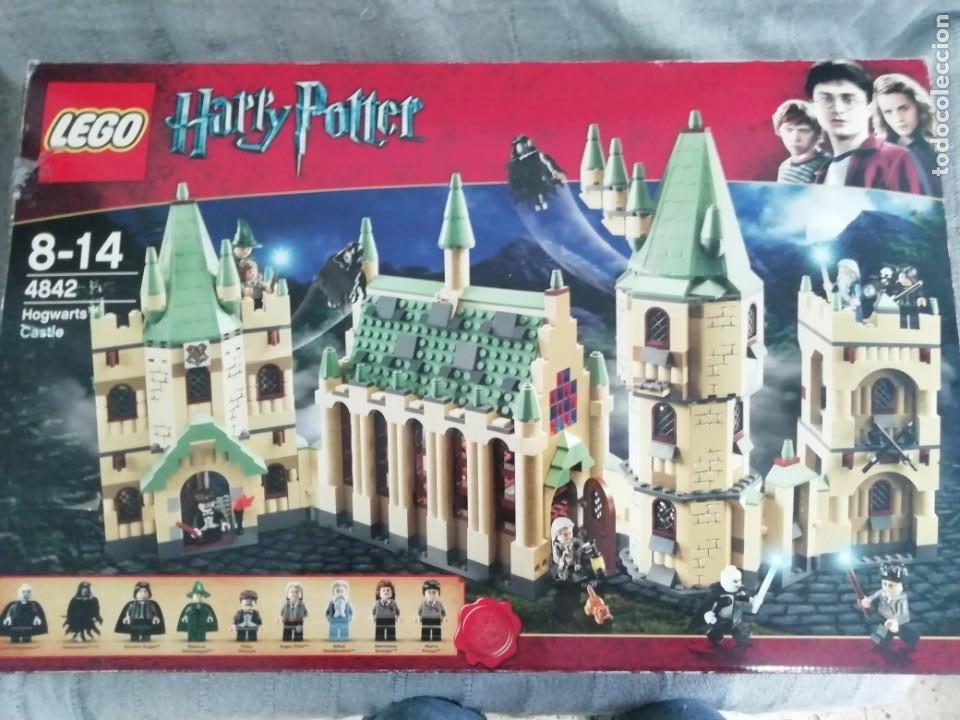 Juegos construcción - Lego: Castillo Hogwarts 4842 - Foto 2 - 194201833