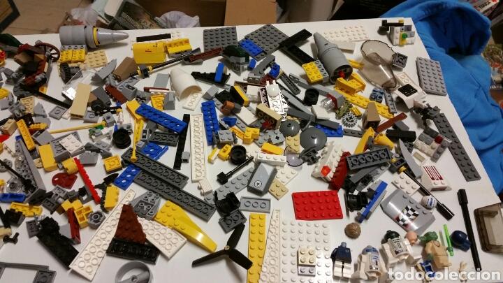 PIEZAS LEGO NAVES STAR WARS (Juguetes - Construcción - Lego)