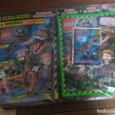 Juegos construcción - Lego: LEGO -- JURASSIC WORLD Nº 3 JUGUETE TYRANNOSAURUS REX . Lote 194290183