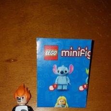 Juegos construcción - Lego: MINIFIGURA LEGO SERIE 1 DISNEY SYNDROME SÍNDROME DE LOS INCREÍBLES MUÑECO COLECCIÓN SOBRES SORPRESA. Lote 194356831