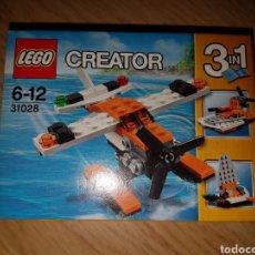 Juegos construcción - Lego: LEGO CREATOR 31028 DESCATALOGADO 3 EN UNO AÑO 2015 NUEVO, PRECINTADO. Lote 194359886