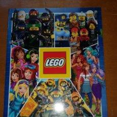 Juegos construcción - Lego: ÁLBUM CROMOS LEGO ESPECIAL TOYS RUS TOYSURUS NUEVO SIN USAR COLECCIÓN. Lote 194359933