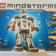 Juegos construcción - Lego: LEGO 8547 MINDSTORMS NXT 2.0-ROBOT PROGRAMABLE CON PC/MAC BLUETOOTH USB-PILAS-LIBRO DISCOVERY BOOK. Lote 194488318