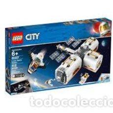 Juegos construcción - Lego: LEGO - CITY SPACE PORT ESTACIÓN ESPACIAL 60227. Lote 194550037
