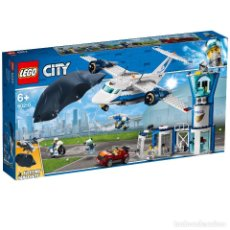 Juegos construcción - Lego: LEGO CITY POLICE - POLICÍA AÉREA 60210. Lote 194550115