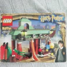 Juegos construcción - Lego: LEGO 4719 TIENDA DE QUIDDITCH. Lote 194555923