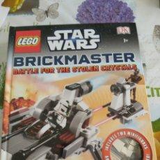 Juegos construcción - Lego: BATTLE FOR THE STOLEN CRYSTALS LEGO STAR WARS BRICKMASTER. Lote 194569845