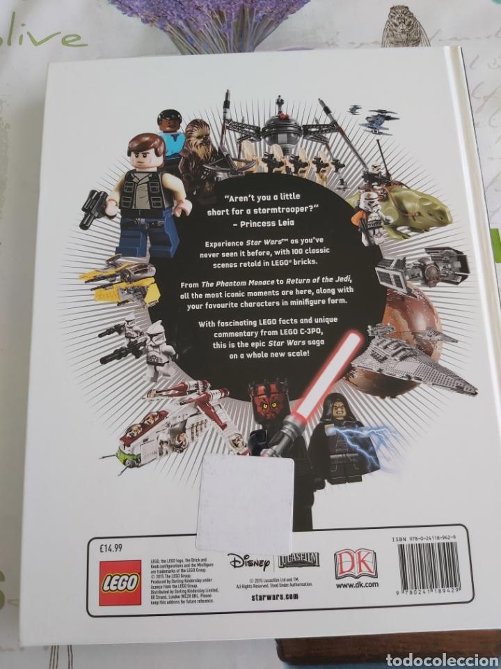 Juegos construcción - Lego: Lego Star Wars en 100 escenas libro en ingles - Foto 2 - 194574636