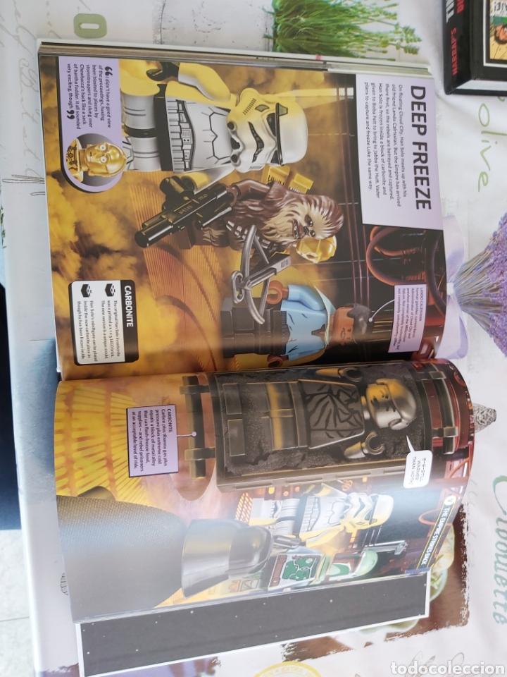 Juegos construcción - Lego: Lego Star Wars en 100 escenas libro en ingles - Foto 4 - 194574636