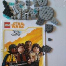 Juegos construcción - Lego: STAR WARS LEGO HALCON MILENARIO TOYS R US EXCLUSIVO LIMITADO MILLENIUM FALCON 44 PIEZAS PROMOCIONAL . Lote 194589481