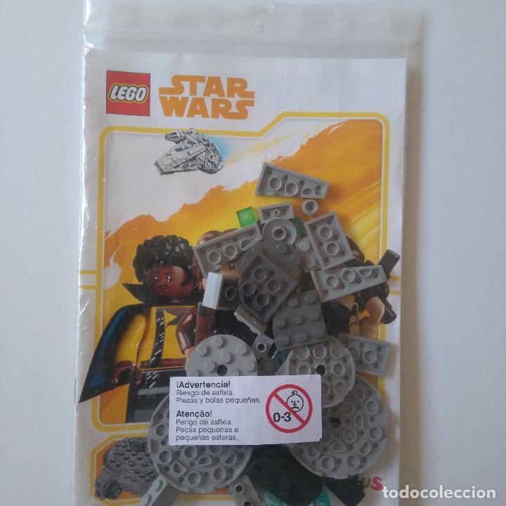 Juegos construcción - Lego: Star Wars Lego Halcon Milenario Toys R Us Exclusivo limitado millenium falcon 44 piezas promocional - Foto 2 - 194589481