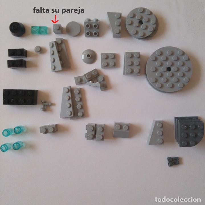 Juegos construcción - Lego: Star Wars Lego Halcon Milenario Toys R Us Exclusivo limitado millenium falcon 44 piezas promocional - Foto 3 - 194589481